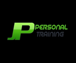 JP Personal Training Design Graphic